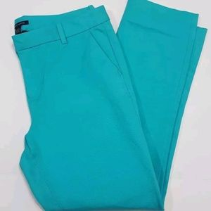 Tommy Hilfiger Pants Straight Teal women's size 12